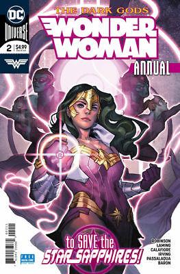 Cat Woman Annual #1 DC Comic 1st Print 2010 Unread NM