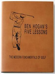 ben hogan 5 lessons pdf