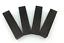 2pcs-Africa-Ebony-Knife-Handle-Scales-Blanks-DIY-material-Raw-wood-120x40x10mm thumbnail 2
