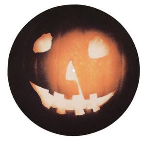 Halloween Jack O Lantern Pumpkin Vinyl Record Slipmat Movie Mondo