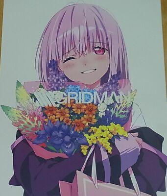 SSSS.GRIDMAN Heroine Archive Akane /& Rokka Official Fan Book