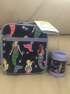 Pottery Barn Kids Mackenzie Classic Lunch Bag Amp Thermos