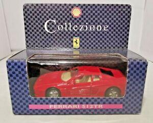 Shell-Collezione-Diecast-Ferrari-512TR-Nuevo