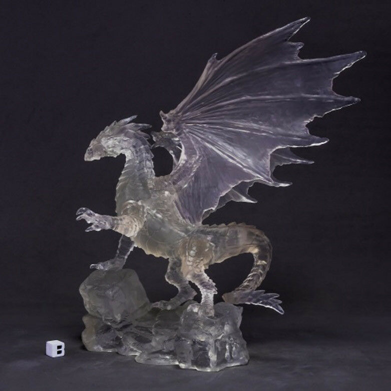 Reaper Miniatures - Bones - Invisible Kyphrixis (Clear) (77625)