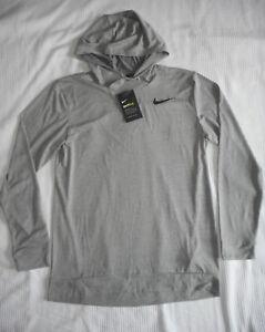 CoopéRative Nike Cambrioleur Hyper Dry Hoodie 832829-042 Taille M Neuf-afficher Le Titre D'origine