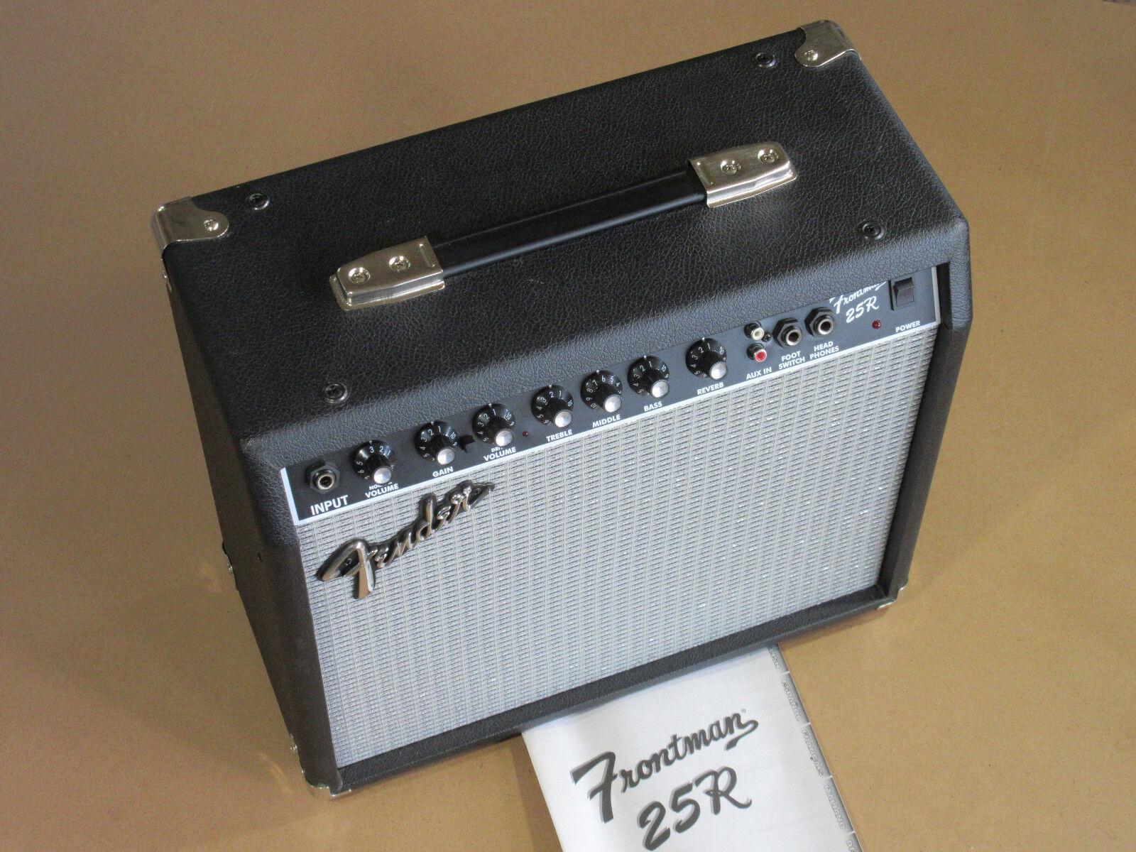Fender Frontman Frontman Frontman 25R Amplificador,  Excelente Estado  c3cc77