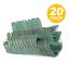 miniature 5 - 10-100 PCS PLANT & GARDEN CLIPS Support Tomato Vegetable Trellis Twine Ties