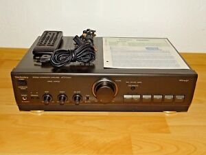 Technics-su-a700-mk2-mos-Class-AA-high-end-amplificador-incl-FB-2j-garantia