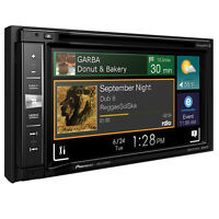 Pioneer Avic-5201nex 2 Din Dvd/cd Player Gps Bluetooth Siriusxm +cmos-130 Camera