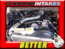 CF BLACK RED 2008-2010 DODGE RAM 1500 4.7L V8 FULL COLD AIR INTAKE KIT STG3
