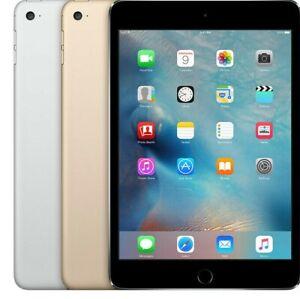 Apple-iPad-Mini-4-Wi-Fi-Cellular-16GB-32GB-64GB-128GB-Space-Gray-Silver-Gold