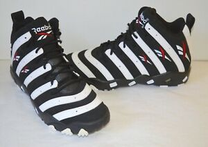 0a68e6cd957 New Reebok Tech 90 s Train V55133 Frank Thomas Big Hurt Black White ...