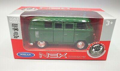 Modell 1:37 NEU Polizei VW Bus T1