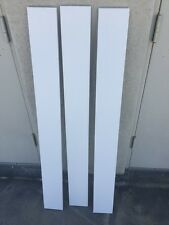 "STARBOARD KING WHITE PIECES 3/4"" x 5"" x 47"""