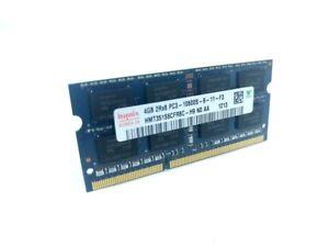 Hynix-4GB-PC3-10600-DDR3-1333-204-Pin-SO-DIMM-Laptop-RAM-HMT351S6CFR8C-H9-N0-AA