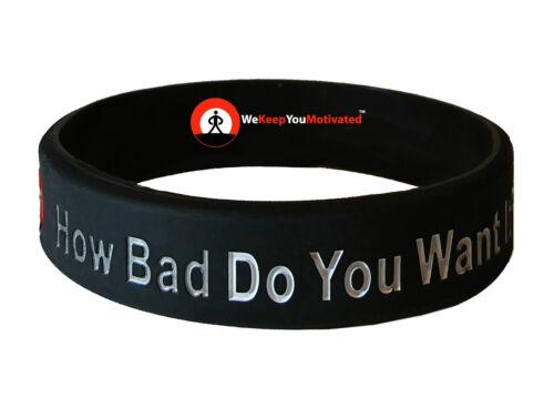Motivational Bracelets-Portez votre motivation-Inspirational Sports Bracelets