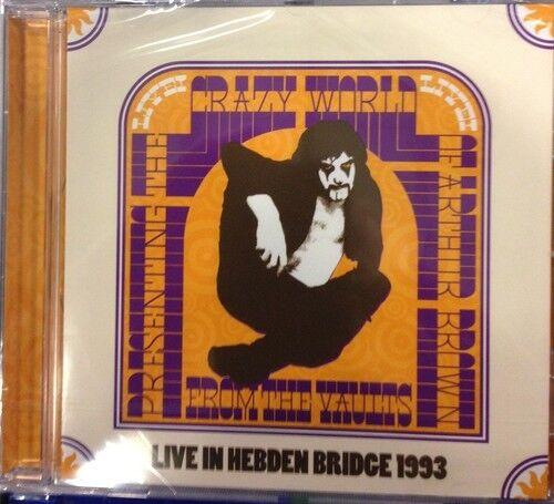 Arthur Brown - Live In Hebden Bridge Trades Club, 1993 [New CD] UK - Import