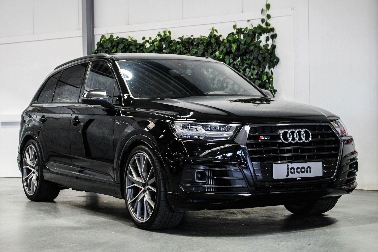 Audi SQ7 4,0 TDi quattro Tiptr. 7prs 5d - 5.899 kr.