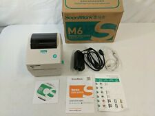 Thermal Shipping Label Printer Direct Thermal High Speed 4x6 Labels Used Good
