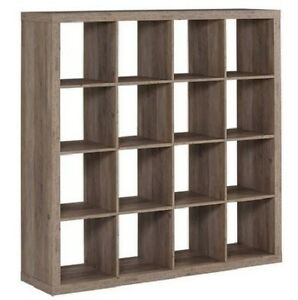 Attrayant Image Is Loading Record Storage Rack Vinyl Home Rustic 16 Cube
