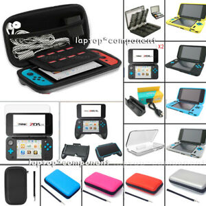 Image Is Loading For Nintendo 2ds Xl Protective Carrying Bag Case