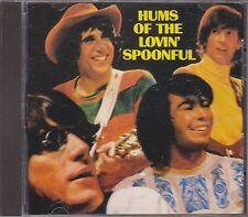 LOVIN' SPOONFUL - hum's of.... CD