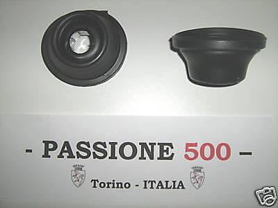 COPPIA CUFFIE SEMIASSI FORO 19,5 mm  FIAT 500