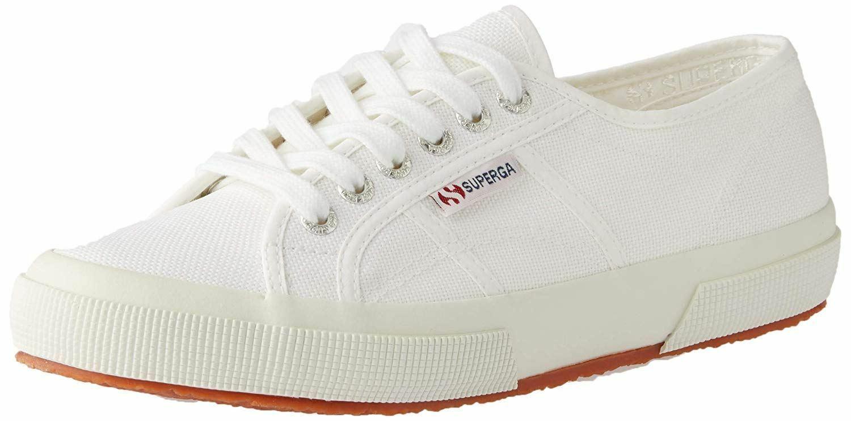 súperga 2750 Cotu Clásico blancoo Zapatillas para mujer lona