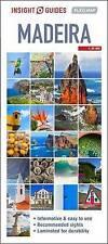 Insight Flexi Map: Madeira (Insight Flexi Maps), APA Publications Limited, New B