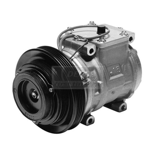 A//C Compressor and Clutch-New Compressor DENSO fits 88-92 Toyota Corolla 1.6L-L4