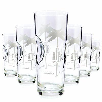 grosses Logo NEU Markenglas 6 x Pepsi 0,2l Glas // Gläser Softdrinkglas