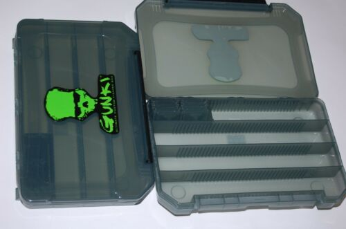 Gunki Köderbox LS A individuell verstellbare Fächer Softbait Weichplastikköder
