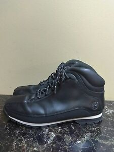 doblado preposición Ciencias  TIMBERLAND 85184 Active Comfort Technology Black Hiking Ankle Boots Men's  10M | eBay