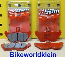 Bremsbeläge Vorne BMW R 1100 GS / R / RS / RT alle Mod 91-01 Brembo Bremsklötze