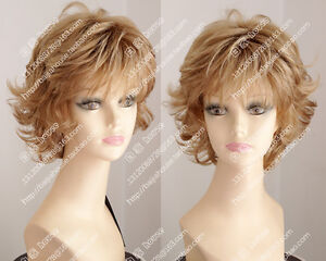 Women-Fashion-Short-Blonde-Curly-Hair-Lady-Cosplay-Costume-Party-Heat-Full-Wigs