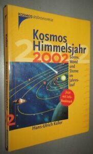 KOSMOS-HIMMELSJAHR-2002-Sonne-Mond-und-Sterne-im-Jahreslauf-ASTRONOMIE-populaer