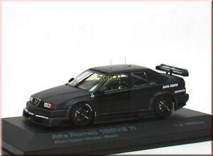 Alfa-Romeo-155-V6-TI-Plain-Body-Color-Model-schwarz-black-HPI-Racing-8046-1-43