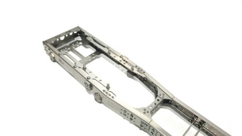 720mm Chassis Frame 12x6 12x4 8x4 ULTRA LONG for Tamiya 1//14 truck STEEL!!!