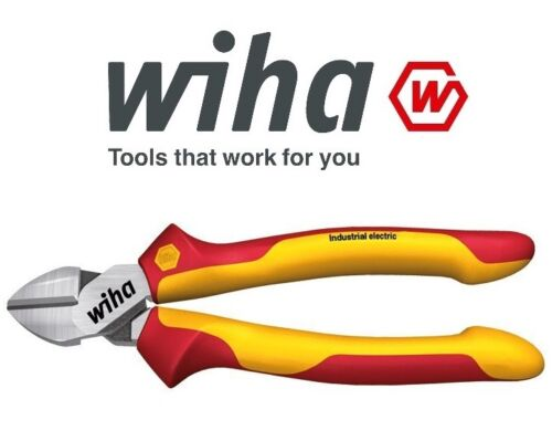 Wiha 38863 Electric Cable Wire Strippers 180mm Industrial German 38635- FREE P&P