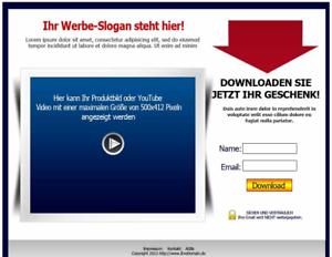 PROFI-SQUEEZE-WEBSEITEN-ANMELDESEITEN-GENERATOR-MRR-Software-Webprojekt-Domain