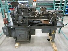 Brown & Sharpe No.2 Wire Feed Screw Machine W/6Station Turret 220V 3Ph