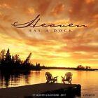 2017 Heaven Has a Dock Wall Calendar by Willow Creek Press 9781682341148