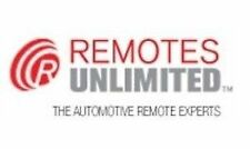 Remotes Unlimited Reman Remote Transmitter For Keyless Entry And Alarm System