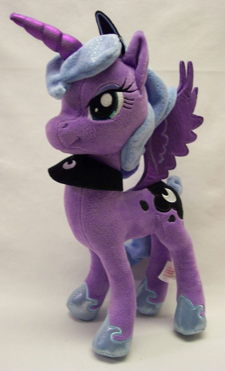 Aurora MY LITTLE PONY Friendship is Magic PRINCESS LUNA 15  Plush STUFFED ANIMAL