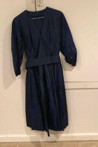 Vintage, Pauline Trigere silk dress - image 1