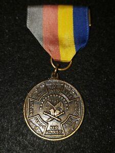 Civil War Reenactment Medal  1965 Confederate War Centenial South Carolina
