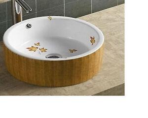 Waschbecken Farbig.Details Zu Aufsatzwaschbecken Waschtisch Farbkeramik Design Waschbecken Badmöbel Farbig