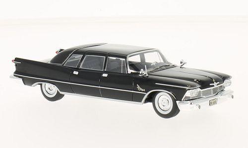 NEO 46265 - Imperial Crown Limousine noir - 1957    1/43