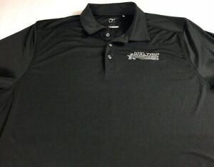 Darrell-Waltrip-Polo-Shirt-Mens-XL-Dri-Fit-Dry-Tec-Nascar-Racing-Automotive-Soft
