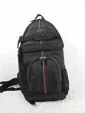 Targus TGC SBM200 Black Camera Sling Back Pack One Shoulder Size Medium